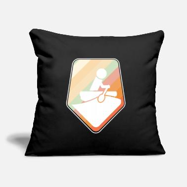 "Rower Rowers - Throw Pillow Cover 18"" x 18"""