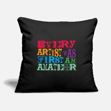 Artist Artist - Throw Pillow Cover