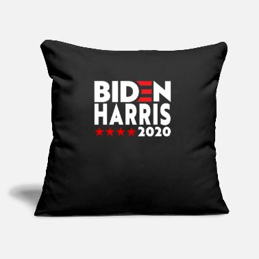 "Joe Biden Kamala Harris - Biden Harris 2020 - Throw Pillow Cover 18"" x 18"""