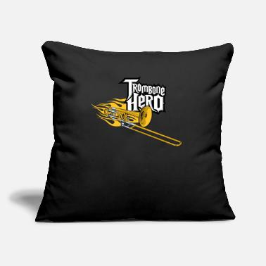 Instrument Trombone instrument - Throw Pillow Cover