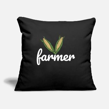 Farmer farmer - Throw Pillow Cover