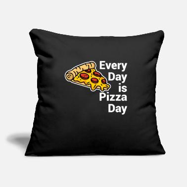 Day Every Day is Pizza Day - Throw Pillow Cover