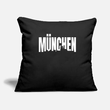 Munich Munich - Throw Pillow Cover