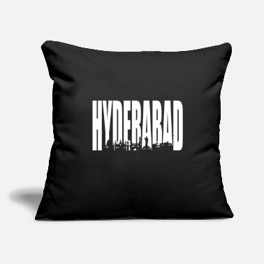 "Ahmedabad Ahmedabad Hyderabad India - Throw Pillow Cover 18"" x 18"""