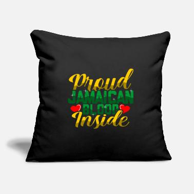 "Jamaica Jamaica - Throw Pillow Cover 18"" x 18"""