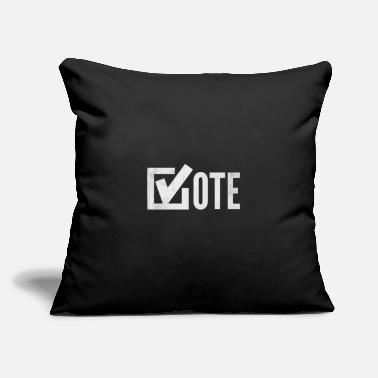 "Presidential Election Vote Election Rights Presidential Election - Throw Pillow Cover 18"" x 18"""