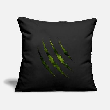 "Claw Claw - Throw Pillow Cover 18"" x 18"""