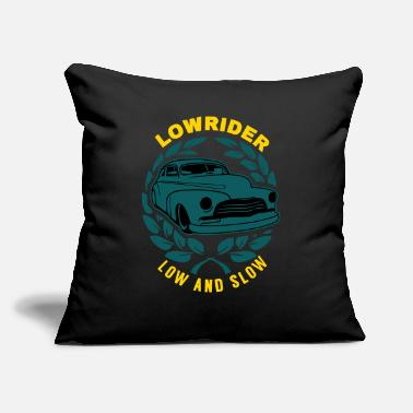 Brother Lowrider Low And Slow Geschenk - Throw Pillow Cover