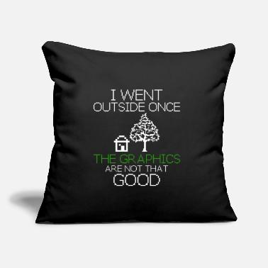 "Programmer Programmer Funny Gift Idea - Throw Pillow Cover 18"" x 18"""