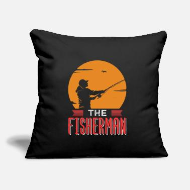Fisherman The Fisherman - Throw Pillow Cover