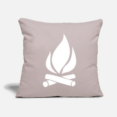 "Recreational outdoor recreation - Throw Pillow Cover 18"" x 18"""
