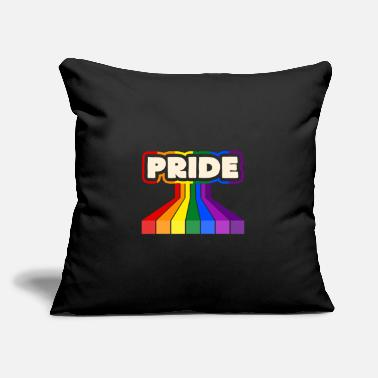 "Gay Pride Gay Pride - Throw Pillow Cover 18"" x 18"""