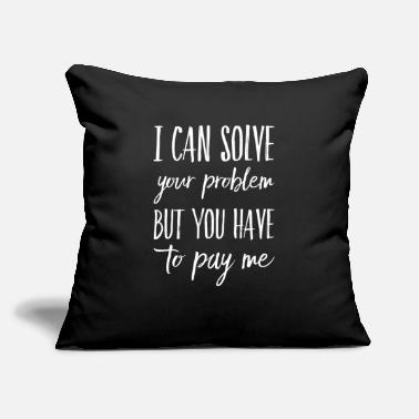 "Rounders All-rounder friends Funny saying - Throw Pillow Cover 18"" x 18"""