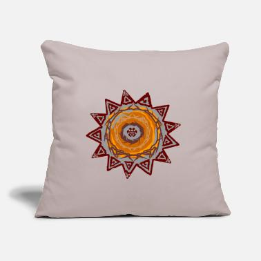 "Ornament Ornament - Throw Pillow Cover 18"" x 18"""