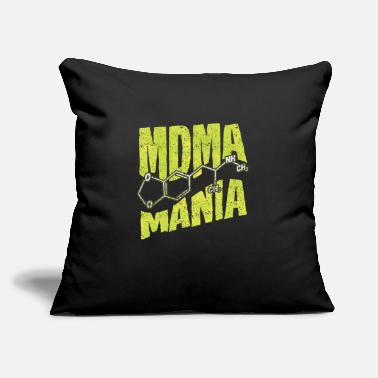 Addicted MDMA Ecstasy - Throw Pillow Cover