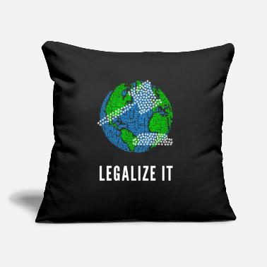 Leaf Legalize It - Throw Pillow Cover