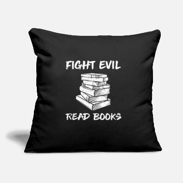 Genius Read books and literature - Throw Pillow Cover