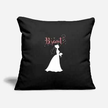 "Bachelorette Party Bachelorette Party - Throw Pillow Cover 18"" x 18"""