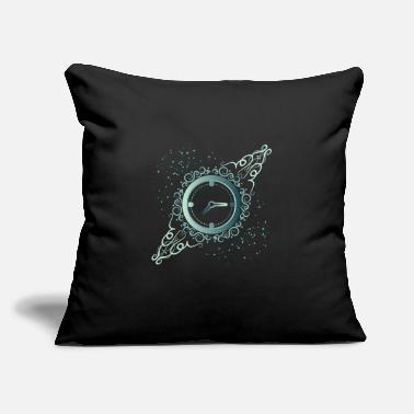 "Stylish stylish watch - Throw Pillow Cover 18"" x 18"""
