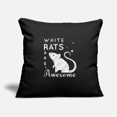 "Mouse Mouse - Throw Pillow Cover 18"" x 18"""