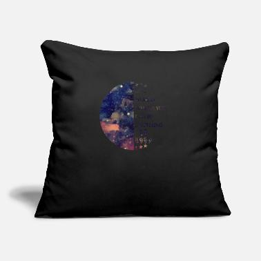 "Community In A World Where You Can Be Anything Be A Deaf - Throw Pillow Cover 18"" x 18"""