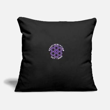 "Girlie girlies - Throw Pillow Cover 18"" x 18"""