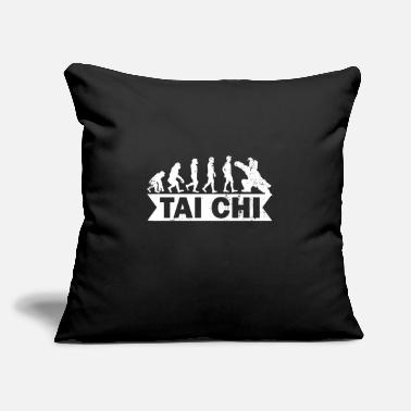 "Tai Chi Tai Chi - Throw Pillow Cover 18"" x 18"""