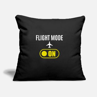 "Aviation Aviation - Throw Pillow Cover 18"" x 18"""