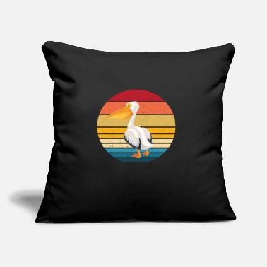 "Pelican Pelican - Throw Pillow Cover 18"" x 18"""