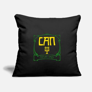 "Can Band Logo - Throw Pillow Cover 18"" x 18"""