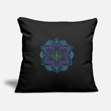 "Mandala Mandala art drawing for gift - Throw Pillow Cover 18"" x 18"""