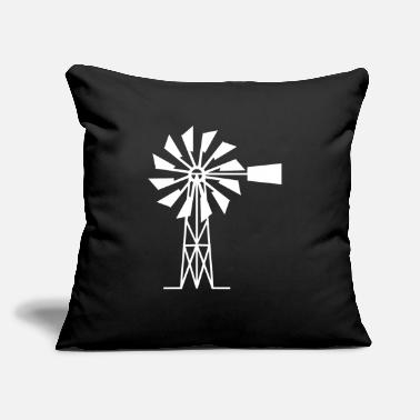 Plant Grounds power plant - Throw Pillow Cover