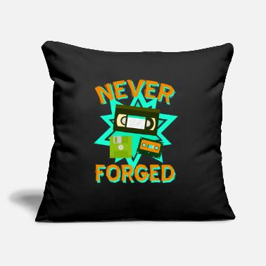 Nerd Retro Style 90s 80s VHS Tape Nineties Geek Gift - Throw Pillow Cover