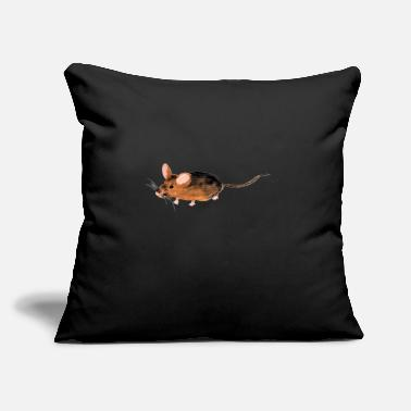 "Rodent Rodent - Throw Pillow Cover 18"" x 18"""