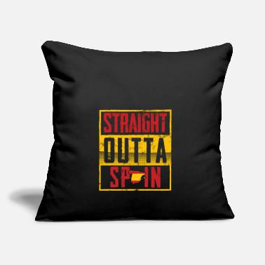 Spanish Spanish - Throw Pillow Cover