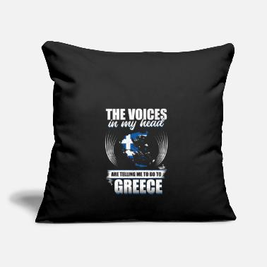 Ancient Greece - Throw Pillow Cover