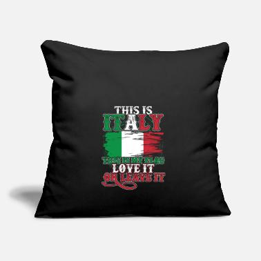 Patriot This Is Italy This Is My Flag - Throw Pillow Cover