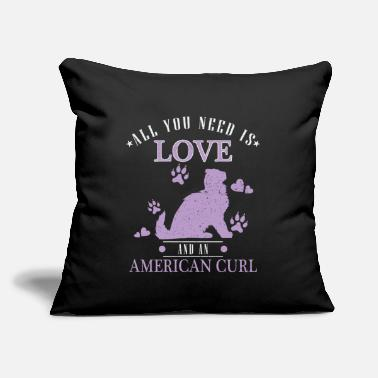 "Cat Lover cat lovers - Throw Pillow Cover 18"" x 18"""
