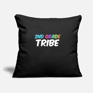 "Science Student 2nd Grade Tribe - Throw Pillow Cover 18"" x 18"""