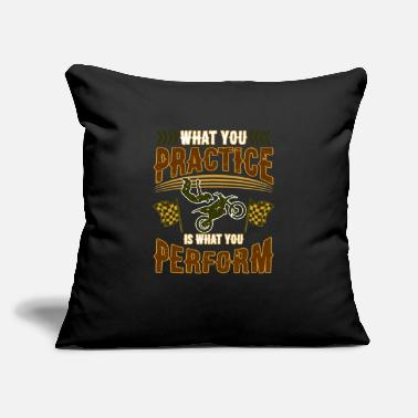 Performance Dirtbike - Performance - Throw Pillow Cover