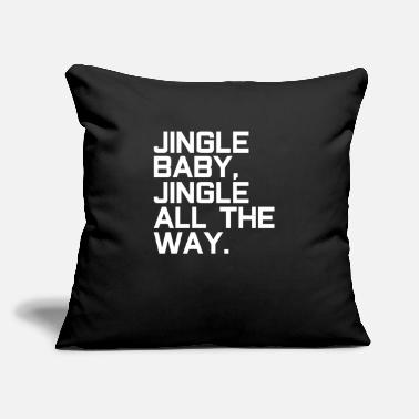 Santa Claus Jingle Santa Claus Santa Claus - Throw Pillow Cover