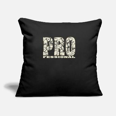 "Professional professional - Throw Pillow Cover 18"" x 18"""
