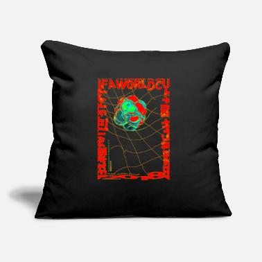"Love Letter Random image of sports graphic design arts - Throw Pillow Cover 18"" x 18"""