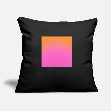 "Hot Pink Hot Pink - Throw Pillow Cover 18"" x 18"""