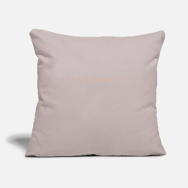 "Rescue TO THE RESCUE - Throw Pillow Cover 18"" x 18"""