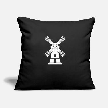 "Wind wind - Throw Pillow Cover 18"" x 18"""