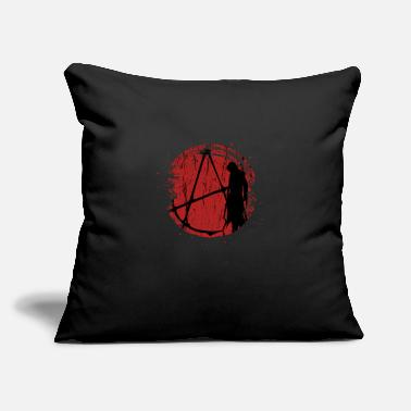 "Assassin A-Assassin - Throw Pillow Cover 18"" x 18"""