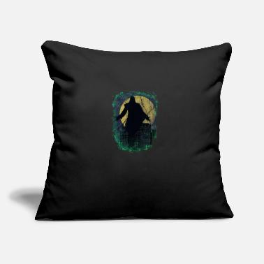 "Assassin Assassin - Throw Pillow Cover 18"" x 18"""
