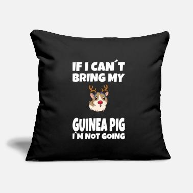 "Potatoes GUINEA PIG: If i cant - Throw Pillow Cover 18"" x 18"""