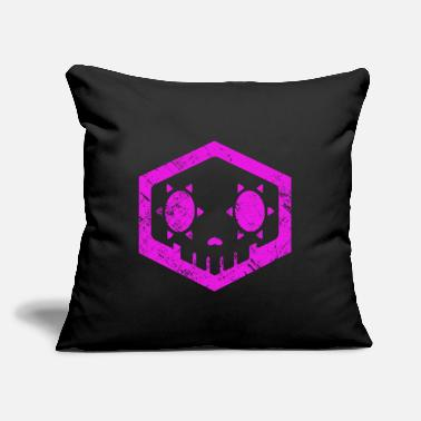 "Hack Hacked - Throw Pillow Cover 18"" x 18"""